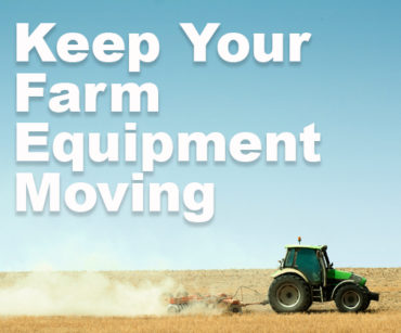 Keeping Your Farm Equipment Working