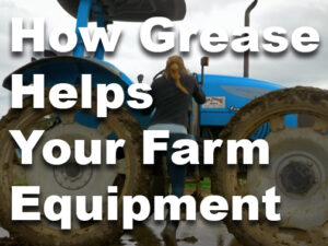Farming Equipment damages from weather
