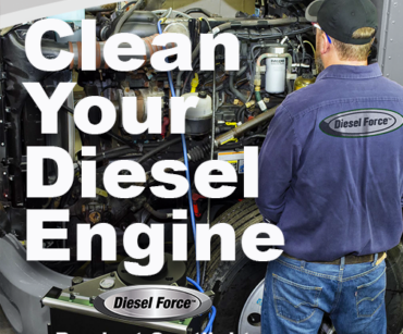 Diesel Force Maintenance Program: The key to a clean diesel engine