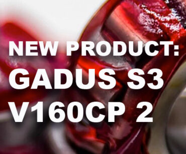 NEW PRODUCT: GADUS S3 V160CP 2